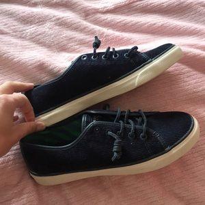 NWT Sperry corduroy sneaker  sz 8.5